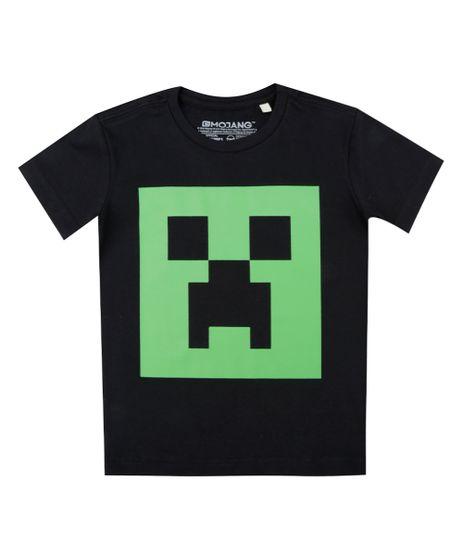 Camiseta-Minecraft-Preta-8339390-Preto_1