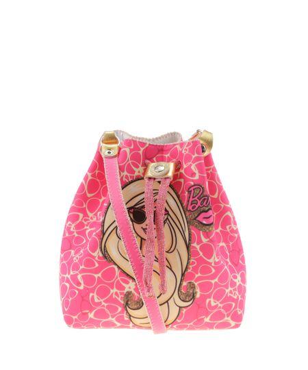 Bolsa Barbie Rosa
