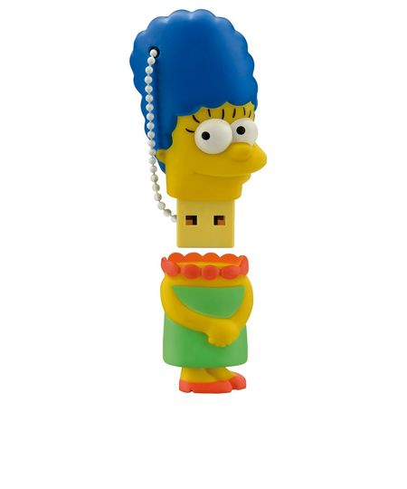 Pendrive Multilaser 8GB Simpsons Marge - PD073