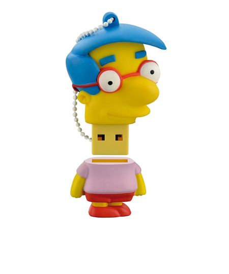 Pendrive Multilaser 8GB Simpsons Milhouse - PD075