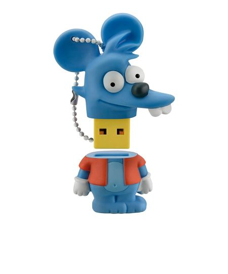 Pendrive Itchy 8GB Multilaser Simpsons - PD076