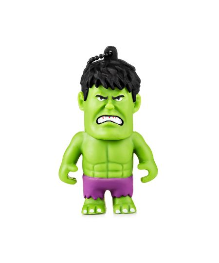 Pendrive Multilaser Marvel Vingadores Hulk 8GB - PD082