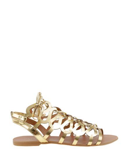 Rasteria Gladiadora Dourada