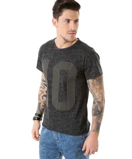 Camiseta Paisley