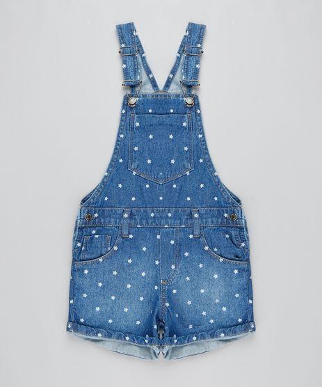 bc57e61ca Jardineira Jeans Infantil em promoção - Compre Online - Melhores ...
