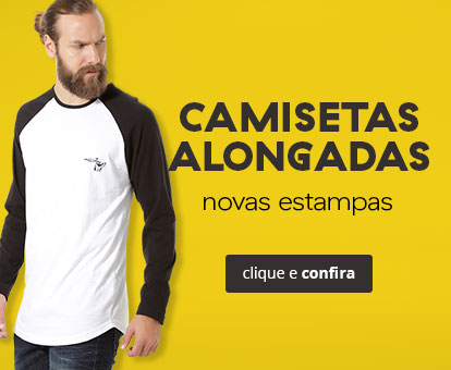 DEST M MOBILE CAMISETAS ALONGADAS
