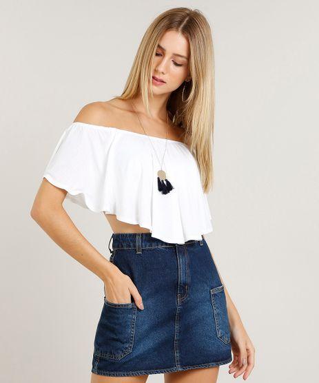 95f1c4a7d Blusa Ciganinha em promoção - Compre Online - Melhores Preços   C&A