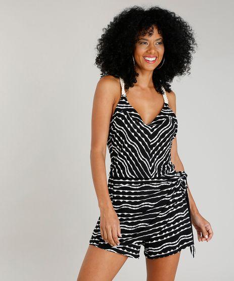 50a3b0483 Macaquinhos Feminino em promoção - Compre Online - Melhores Preços