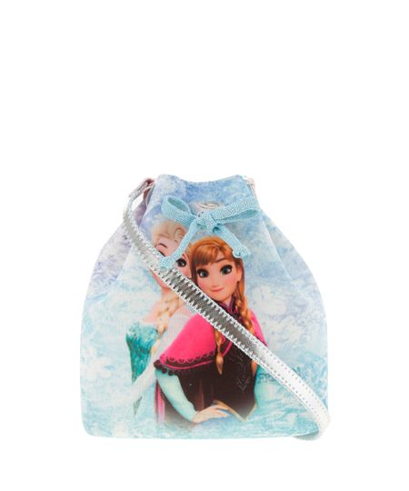 Bolsa Frozen Rosa Claro