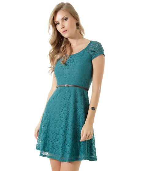 Vestido-em-Renda-com-Cinto-Verde-Agua-8407134-Verde_Agua_1