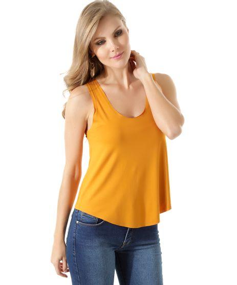 Regata-Basica-Amarelo-Escuro-8391308-Amarelo_Escuro_1