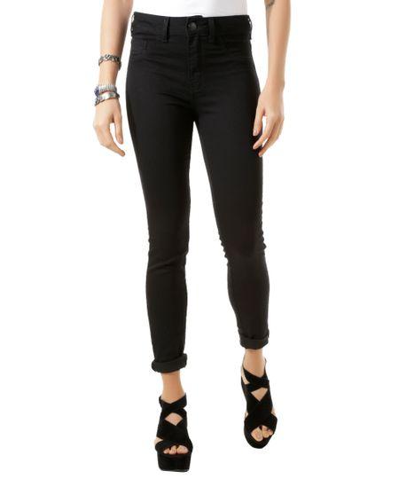 Calça Super Skinny Energy Jeans Preta