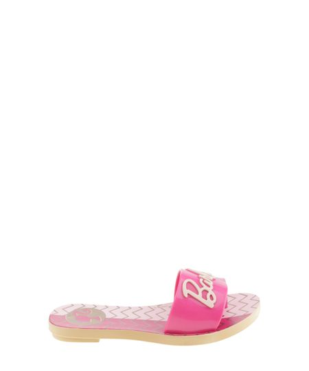 Chinelo Barbie Rosa