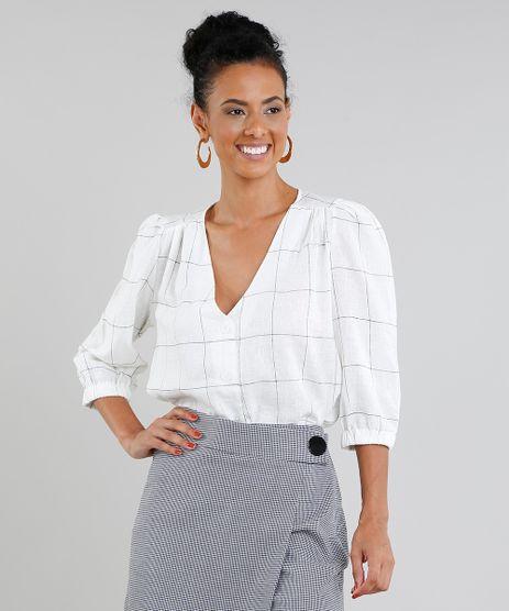 8c9abd045e Camisas De Linho Feminina em promoção - Compre Online - Melhores ...