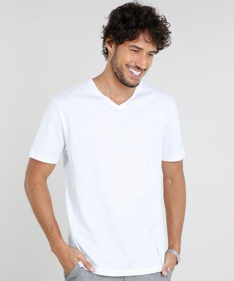 5708315e34 Camisa v masculina em promoção - Compre Online - Melhores Preços