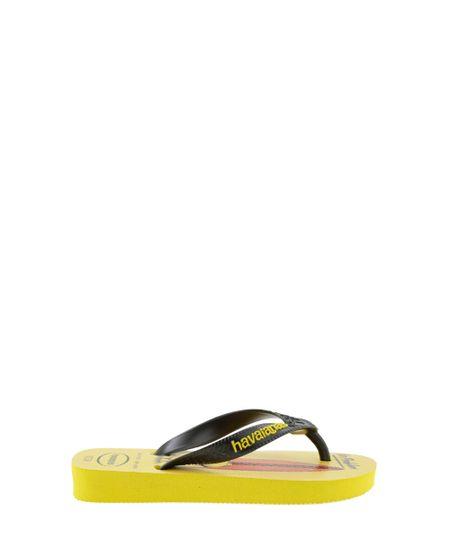 Chinelo Havaianas Minions Amarelo