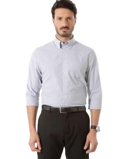 Camisa-Social-Comfort-Xadrez-Branca-8303795-Branco_1