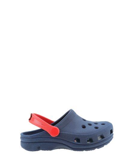 Sandália Mickey Azul Marinho