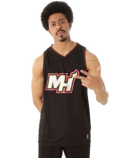 Regata-Miami-Heat-NBA-Preta-8411371-Preto_1
