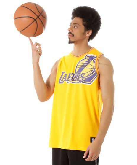 Regata-Lakers-NBA-Amarela-8411395-Amarelo_1