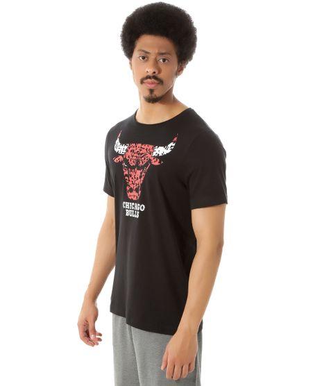 Camiseta-Chicago-Bulls-NBA-Preta-8446975-Preto_1