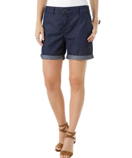 Bermuda-Jeans-Comfort-Azul-Escuro-8373582-Azul_Escuro_1