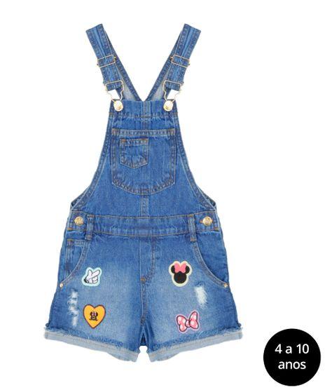 Jardineira-Jeans-com-Patch-Isabela-Capeto---Disney-Azul-Medio-8419783-Azul_Medio_1