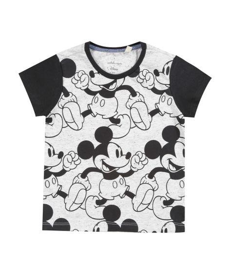 Camiseta-Botone-Isabela-Capeto---Disney-Cinza-Mescla-8393587-Cinza_Mescla_1