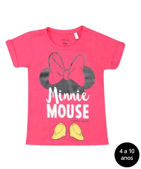 Blusa Isabela Capeto & Disney Pink