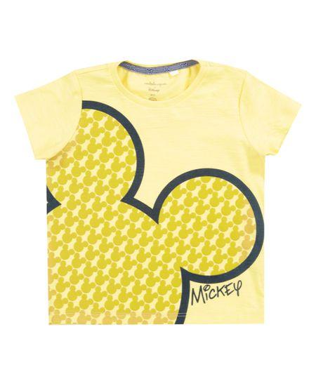Camiseta Isabela Capeto & Disney Amarela