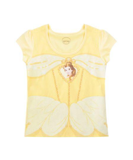 Blusa Bela Amarelo Claro