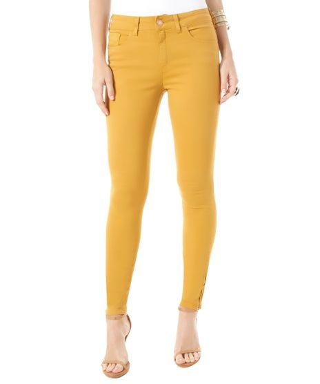 Calca-Super-Skinny-Amarela-8383840-Amarelo_1