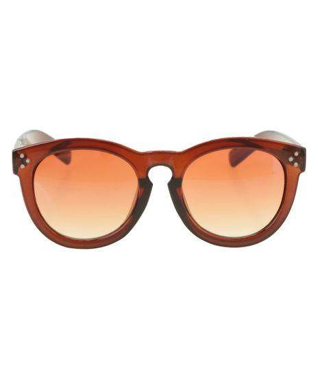 Oculos-Redondo-Feminino-Oneself-Marrom-8483555-Marrom_1