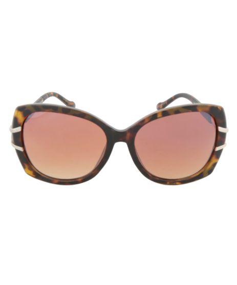 120dc1955 ... óculos Tartaruga Quadrado: Oculos De Sol Feminino