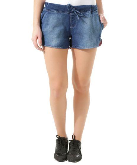 Short-Jeans-em-Moletom-Azul-Medio-8368442-Azul_Medio_1