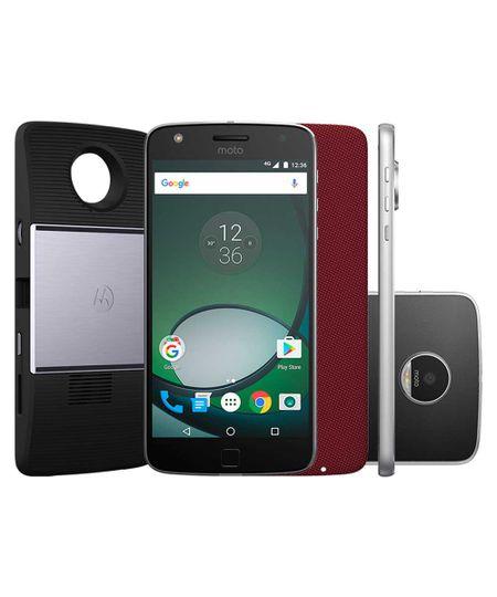 Smartphone Motorola Moto Z Play Projector Edition XT1635-02