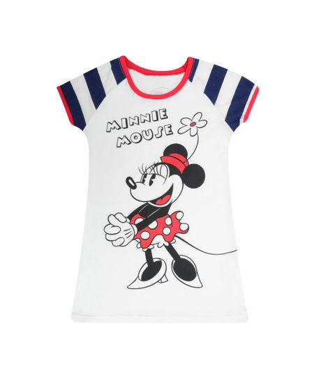 Camisola Minnie Off White