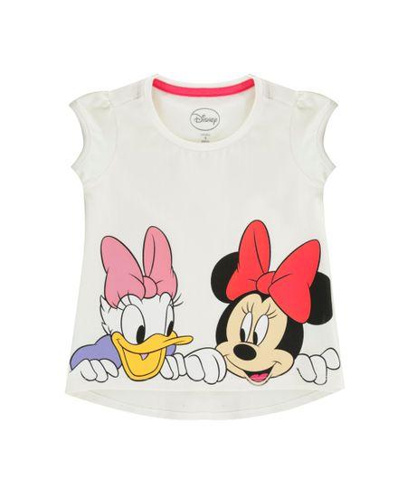 Blusa Turma do Mickey Off White