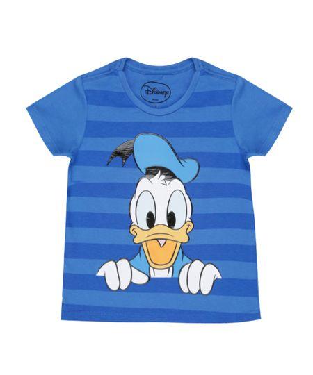 Camiseta Pato Donald Azul