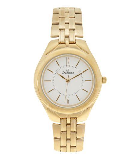 Relógio Analógico Champion Feminino - CH22064H Dourado