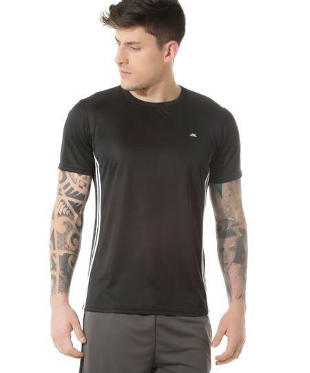 Camiseta Ace Dry Preta