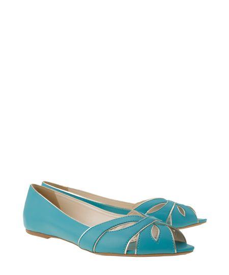 Sapatilha Tatiana Loureiro Design Azul Claro