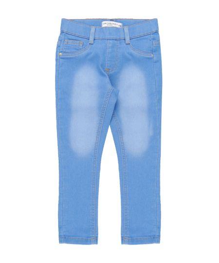 Calça Jeans Azul Claro