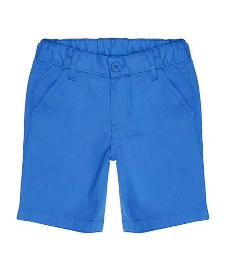 Bermuda Slim Azul