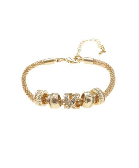 Pulseira-com-Pingentes-Dourada-8405308-Dourado_1