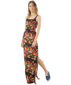 Vestido-Longo-Estampado-Floral-Preto-8451184-Preto_1