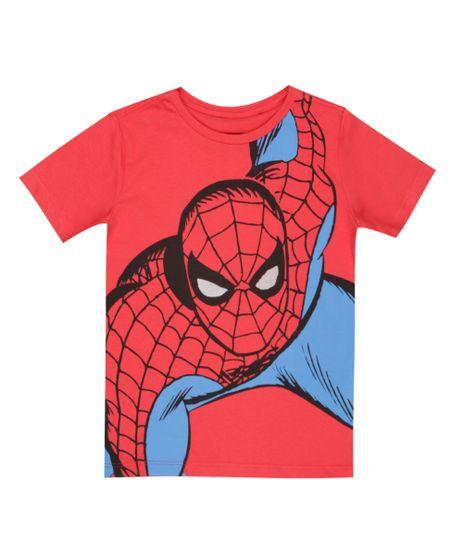 Camiseta-Homem-Aranha-Vermelha-8493840-Vermelho_1
