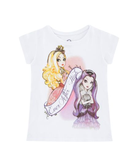 Blusa Ever After High Branca
