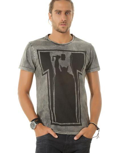 Camiseta Thor Chumbo