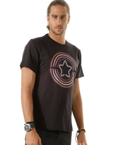 Camiseta-Capitao-America-Preta-8442015-Preto_1